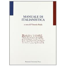 Manuale di italianistica