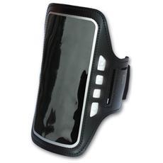 Fascia Porta Cellulare Smartphone 6'' da Braccio con Led