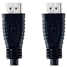 1.0m HDMI 1.4 M / M, 1m, HDMI, HDMI, 88g, 19-p