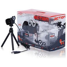SZ-UWM200, 0,3 MP, 640 x 480 Pixels, USB 2.0, Nero, Stand