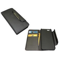 Flip wallet iPhone 6 Blackskin
