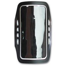 Fascia Porta Cellulare Smartphone 5'' da Braccio con Led
