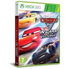X360 - Cars 3 In Gara per la Vittoria