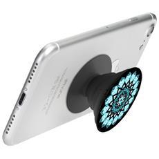 Supporto Smartphone Motivi Maya Supporto Video Anello Di Sostegno - Blu