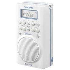 H205D, Portatile, LCD, Digitale, DAB, DAB+, FM, AC, Batteria, 87,5 - 108 MHz