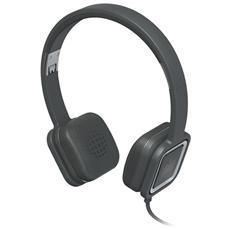 Audio On, Stereofonico, Micro-USB, Padiglione auricolare, Carbonella, Metallico, Cablato / NFC (Comunicazione in prossimità) / Bluetooth, Sovraurale