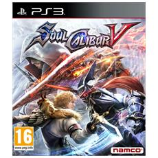 PS3 - Soulcalibur V