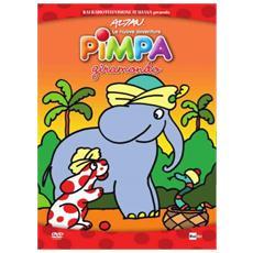 Dvd Pimpa Giramondo