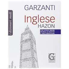 Dizionario medio di inglese