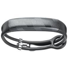 UP2 Bracciale Grigio con cinturino leggero per Attività fisica e Sonno Bluetooth