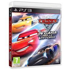 PS3 - Cars 3 In Gara per la Vittoria