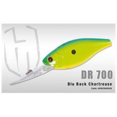 Dr 700 Blu Back Chartreuse