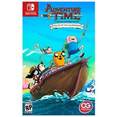 Switch - Adventure Time: Pirates of the Enchiridion - Day one: MAR 18