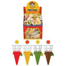 Coni Lancia Palla In Colori Assortiti (scatola Da 48) (taglia Unica) (multicolore)
