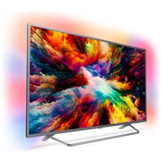 "TV LED Ultra HD 4K 43"" 43PUS7303/12 Smart TV Ambilight"
