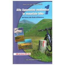 Appennino modenese in MTB. Con DVD. Vol. 1