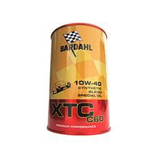 XTC C60 SAE 10W40 lubrificanti auto olio motore benzina e diesel 1 lt
