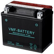 Batteria Liquifix 12 V 10 Ah Mf Ytx12-Bs