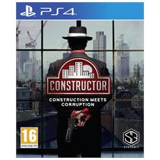PS4 - Contructor