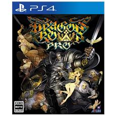 PS4 - Dragon's Crown Pro - Day one: MAG 18