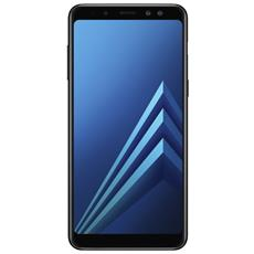 SAMSUNG - Galaxy A8 (2018) Nero Dual Sim Display 5.6