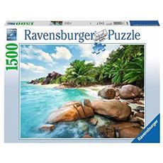 RVB16334 Spiagge Da Sogno - Puzzle 1500 pz
