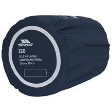 Zed Materassino Autogonfiante (taglia Unica) (blu)