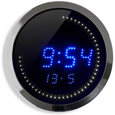 11815 - Orologio A Led, Diametro 30cm
