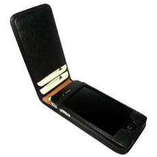 U497 Custodia a libro Nero custodia per cellulare