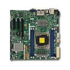 X10SRM-TF Intel C612 LGA 2011 (Socket R) Micro ATX server / workstation motherboard