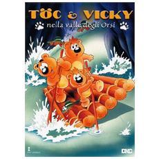 Dvd Toc & Vicky Nella Valle Degli Orsi