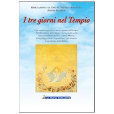 I tre giorni nel tempio