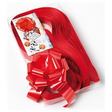 Nastro Strip per Fiocci 31mm Rosso