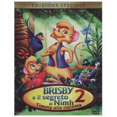 DVD BRISBY E IL SEGRETO DI NIMH 2 (s. e.)