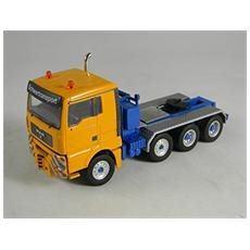 66003 Man Tg-a Xl Slt 4 Axles 1/50 Traini Modellino