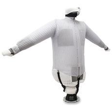 Stira Asciuga Camicie In Automatico Stirasciugatore Sa03 Manichino Ad Aria Calda Per Camicie, Camicette, Polo, Felpe
