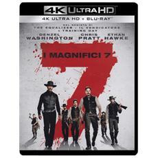 I Magnifici 7 (Blu-Ray 4K Ultra HD)