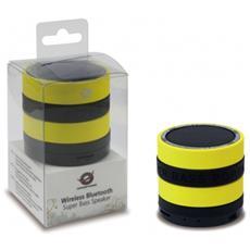 Wireless Superbass Speaker Yellow