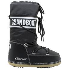 Dopo Sci Bambino Grandboot 44-46 Nero