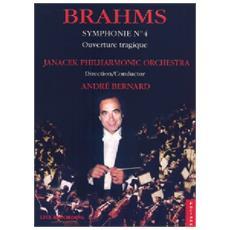 Brahms - Symphonie N°4 & Ouverture Tragique