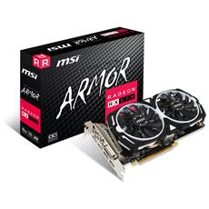 MSI - AMD Radeon RX 570 8GB GDDR5 Pci-E 1 x DL-DVI-D / 2...