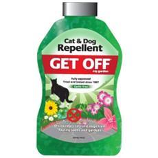 Get Off My Garden Cristalli Repellenti Per Cani E Gatti (460g) (assortiti)