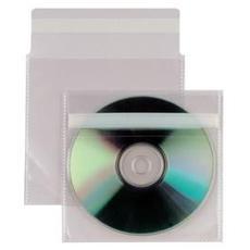 conf. 25. Buste trasparenti porta CD / DVD Insert 430103