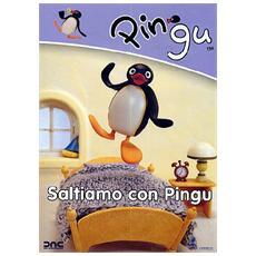 Dvd Pingu - Saltiamo Con Pingu