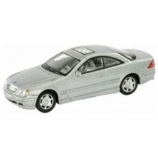 3316311 Mercedes Benz Cl 500 Silver 1/72 Modellino