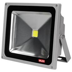 Proiettore Led 50w Luce Fredda Ip65 Valex