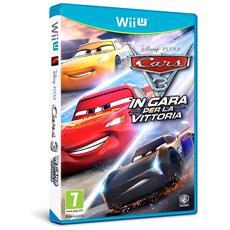 WiiU - Cars 3 In Gara per la Vittoria