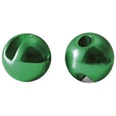 Tungsten Beads Metallic 4 Verde