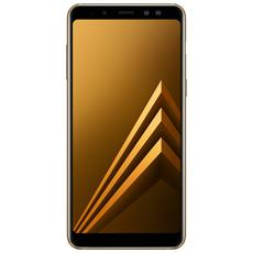 SAMSUNG - Galaxy A8 (2018) Oro Dual Sim Display 5.6