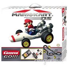 Pista Carrera Go Mario Kart E Wario 6,2 M